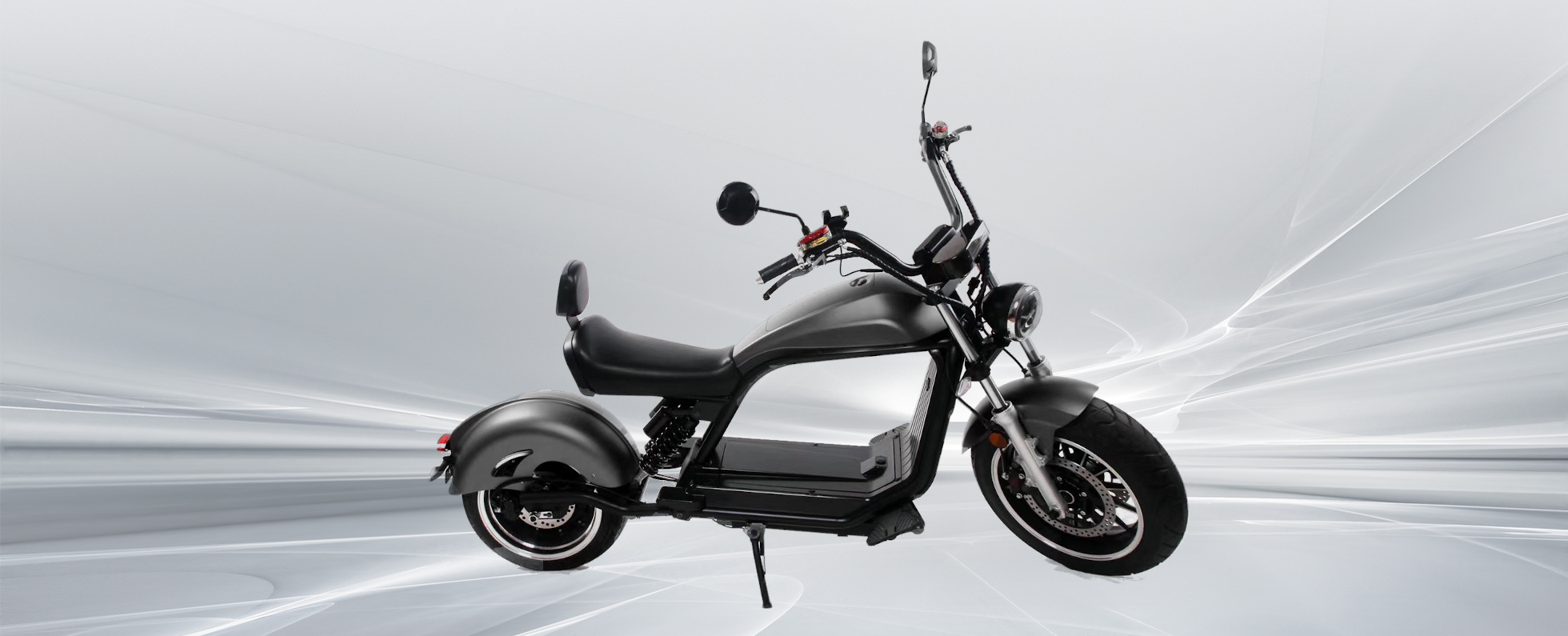 Harley Style Scooter