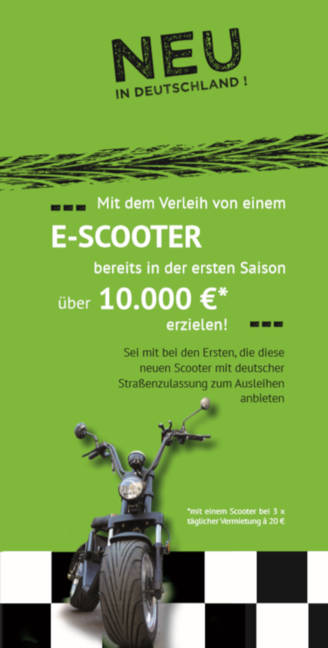 Mr. Scooter Flyer